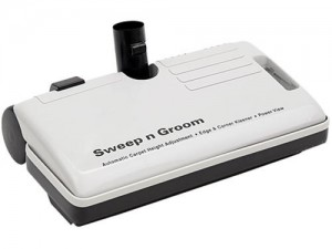 BEAM SWEEP & GROOM POWERHEAD